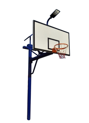 XLL036T地埋太阳能篮球架