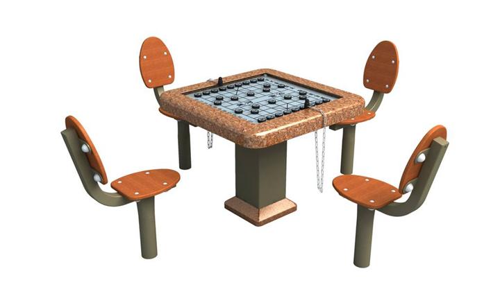 非凡系列LJ7405磁控象棋桌
