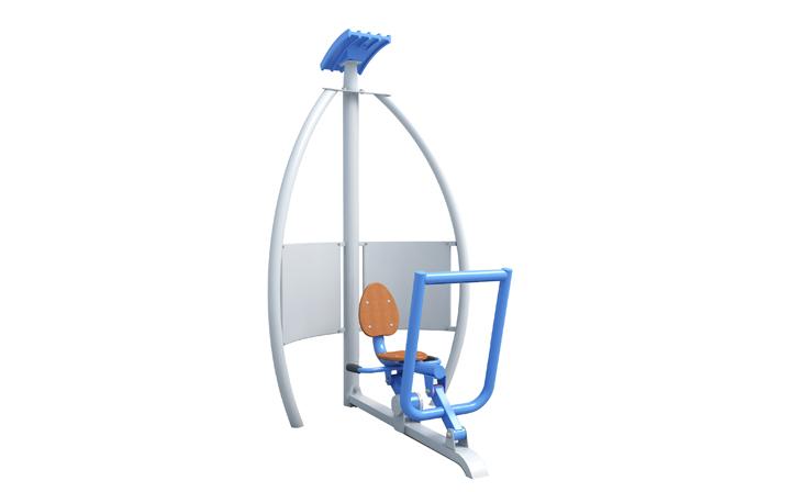 风帆系列SL007自重式蹬腿训练器