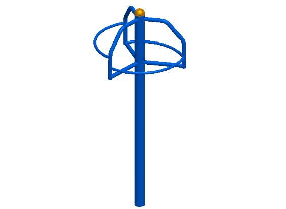 XLLJ060环形引体架