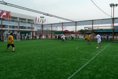 衡水移动式街式足球场地设施
